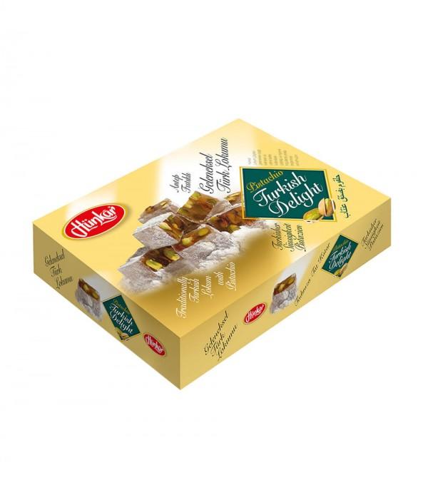 Antep Fıstıklı Pudra Şekerli Lokum 3.000 Gr