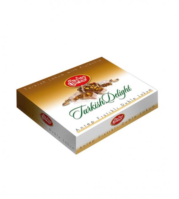 Antep Fıstıklı Pudra Şekerli Lokum 5.000 Gr